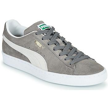Topánky Nízke tenisky Puma SUEDE Šedá