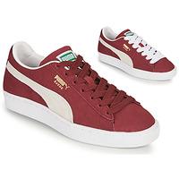 Topánky Nízke tenisky Puma SUEDE Bordová