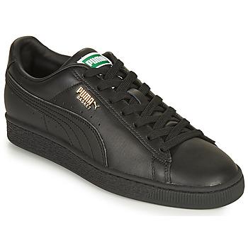 Topánky Nízke tenisky Puma CLASSIC Čierna