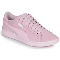 Topánky Ženy Nízke tenisky Puma VIKKY Ružová