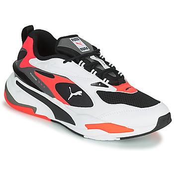Topánky Muži Nízke tenisky Puma RS FAST Biela / Čierna / Červená