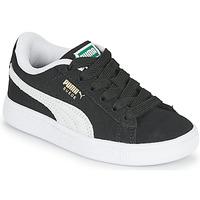 Topánky Deti Nízke tenisky Puma SUEDE PS Čierna