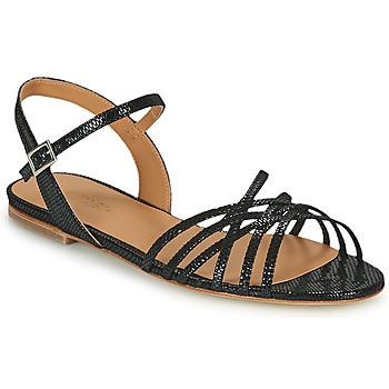 Topánky Ženy Sandále Emma Go SASKIA Čierna