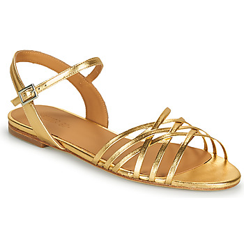 Topánky Ženy Sandále Emma Go SASKIA Zlatá