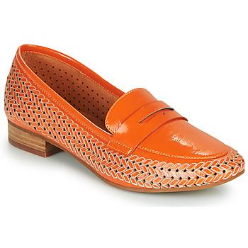 Topánky Ženy Mokasíny Mam'Zelle ZIP Oranžová