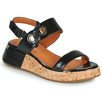 Topánky Ženy Sandále Mam'Zelle CLIP Čierna