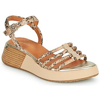 Topánky Ženy Sandále Mam'Zelle CALVA Béžová