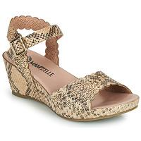 Topánky Ženy Sandále Mam'Zelle DOUGA Béžová