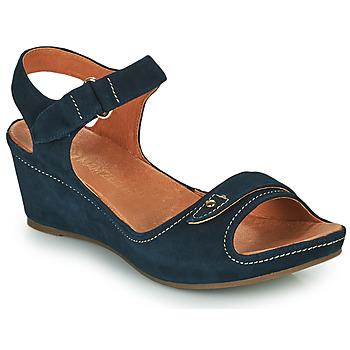 Topánky Ženy Sandále Mam'Zelle DARDA Modrá