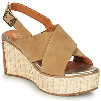 Topánky Ženy Sandále Mam'Zelle MEDINA Béžová
