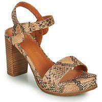 Topánky Ženy Sandále Mam'Zelle JAIN Béžová