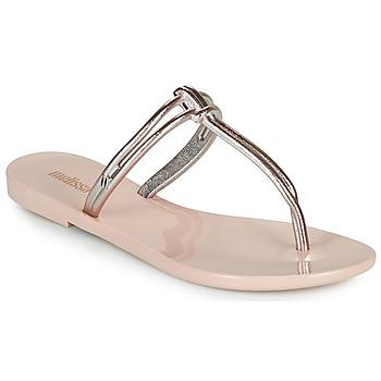 Topánky Ženy Šľapky Melissa ASTRAL CHROME AD Ružová