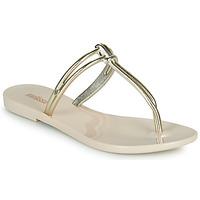 Topánky Ženy Šľapky Melissa ASTRAL CHROME AD Béžová