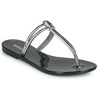 Topánky Ženy Šľapky Melissa ASTRAL CHROME AD Čierna