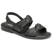 Topánky Ženy Sandále Melissa VELVET SANDAL AD Čierna
