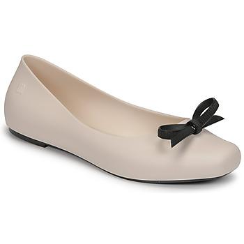 Topánky Ženy Balerínky a babies Melissa AURA - JASON WU AD Béžová