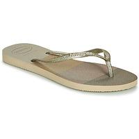 Topánky Ženy Žabky Havaianas SLIM PALETTE GLOW Béžová