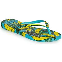 Topánky Ženy Žabky Havaianas SLIM SUMMER Modrá
