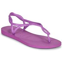 Topánky Ženy Sandále Havaianas LUNA Fialová
