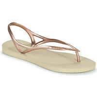 Topánky Ženy Sandále Havaianas SUNNY II Béžová