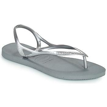 Topánky Ženy Sandále Havaianas SUNNY II Strieborná