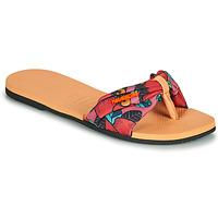 Topánky Ženy Žabky Havaianas YOU SAINT TROPEZ Ružová