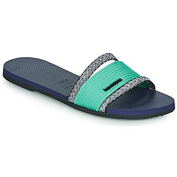 Topánky Ženy Šľapky Havaianas YOU TRANCOSO Modrá