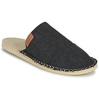 Topánky Šľapky Havaianas ESPADRILLE MULE ECO Čierna