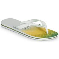 Topánky Žabky Havaianas BRASIL FRESH Biela