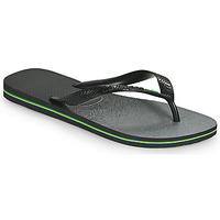 Topánky Žabky Havaianas BRASIL FRESH Čierna