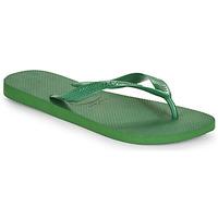 Topánky Žabky Havaianas TOP Zelená