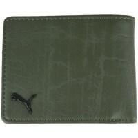 Tašky Muži Peňaženky Puma SF LS M Wallet Zelená