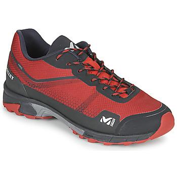 Topánky Muži Turistická obuv Millet HIKE Červená