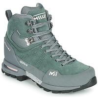 Topánky Ženy Turistická obuv Millet GR4 GORETEX Zelená / Čierna