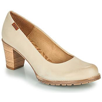 Topánky Ženy Lodičky MTNG 51078 Béžová