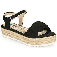 Topánky Ženy Sandále MTNG 50687 Čierna