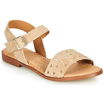 Topánky Ženy Sandále MTNG 51062 Béžová