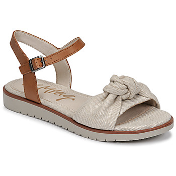 Topánky Ženy Sandále MTNG 50506 Béžová