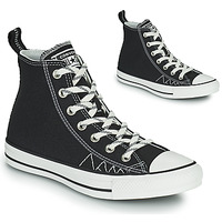 Topánky Členkové tenisky Converse CHUCK TAYLOR HI Čierna