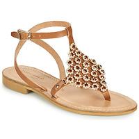 Topánky Ženy Sandále Tosca Blu PERLA Ťavia hnedá