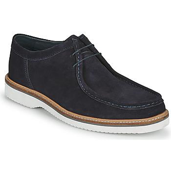 Topánky Muži Derbie Base London BARNUM Modrá