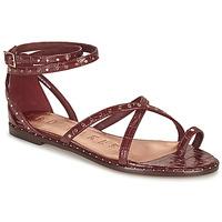 Topánky Ženy Sandále Ted Baker MATHAR Hnedá