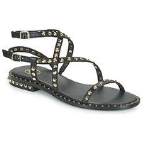 Topánky Ženy Sandále Ash PETRA Čierna
