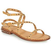 Topánky Ženy Sandále Ash PETRA Hnedá
