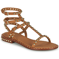 Topánky Ženy Sandále Ash PLAY Hnedá