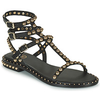 Topánky Ženy Sandále Ash PLAY Čierna