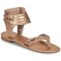 Topánky Ženy Sandále Les Petites Bombes VALENTINE Ružová