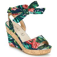 Topánky Ženy Sandále Les Petites Bombes BELA Viacfarebná