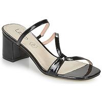 Topánky Ženy Šľapky Les Petites Bombes BERTHINE Čierna