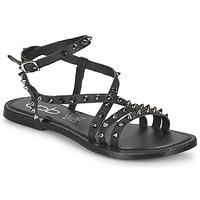 Topánky Ženy Sandále Les Petites Bombes BEATA Čierna
